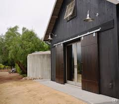 Black Barn Glass Doors Black Barns Other Sexy Barns Modern Barn Doors Exterior