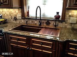Copper Kitchen Sink Undermount  EBayHow To Care For A Copper Kitchen Sink