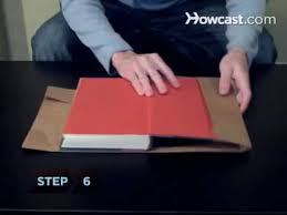 how to cover a textbook
