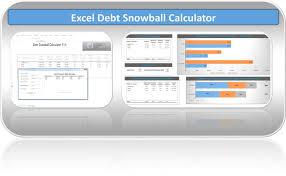 Debt Snowball Calculator Debt Reduction Services