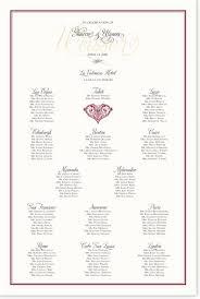 Love Assounta Heart 09 Wedding Reception Seating Chart