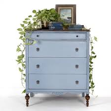 Sold Sold Light Baby Harbor Blue Vintage Antique Dresser Chest Of Drawers With Chippy Milk Paint And Original Hardware By Greensprucedesigns From Green Spruce D Vintage Furniture Makeover Blue Chest Of