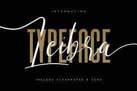 Descargue la fuente star jedi. Leibra Duo Font By Maulanacreative Creative Fabrica Typography Quotes Typeface Hard To Love