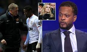 As a new era got underway at manchester united on saturday, david moyes was trying to put his. Patrice Evra Claims Rumours About David Moyes Daughter Affected Wilfried Zaha At Manchester United Daily Mail Online