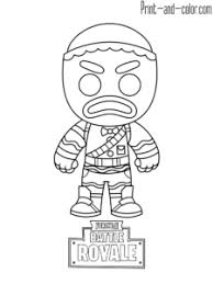 Fortnite Fortnite Coloring Pages In 2019 Coloring Pages Easy