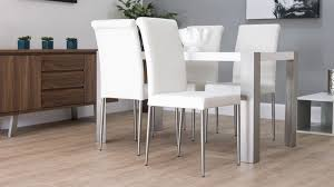 small white gloss dinings white leather dining chairs on ideas high definition wallpaper pictures