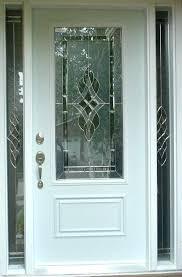 front doors glass door inserts replacement panels exterior panel