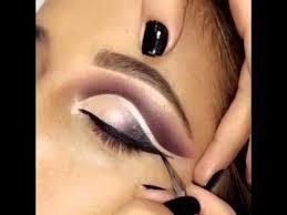 arabic cut crease makeup tutorial