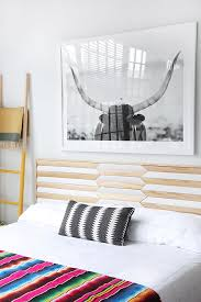 homely ideas make a wood headboard home architecture regarding diy plans idea 7