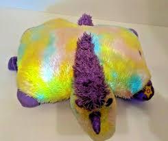 Pillow Pets Glow Pets Light Up Unicorn Plush Stuffed Animal