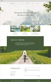 Wix Website Templates Gorgeous 28 Free Website Templates With Built In Features