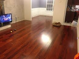 Bamboo Flooring Cool Cherry Brazilian
