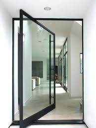 charming modern glass front doors and entry contemporary uk ent