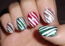 ehmkay nails: Blast from the Past: Christmas Character Nail Art