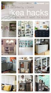 103 best IKEA images on Pinterest | Ikea bookshelf hack, At home ...