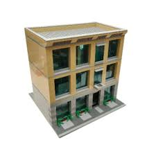 lego office building. Custom City Office Building 3 Story Model Built With Real LEGO (R) Bricks · Accurate Brick Innovations Online Store Powered By Storenvy Lego R