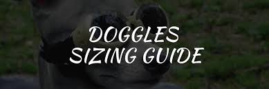 Doggles Size Chart Doggles Online
