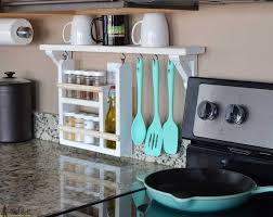 Clear the countertop clutter and have all of your essential kitchen gadgets  organized and handy.