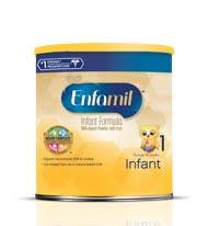 Products Routine Infant Formulas Enfamil Infant Mjn