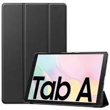 Bao da máy tính bảng nắp lật khóa cài từ tính cho Samsung Galaxy Tab A7  10.4