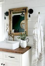 Image Rustic Farmhouse Perfect Farmhouse Bathroom Remodel Ideas 05 Pinterest 52 Perfect Farmhouse Bathroom Remodel Ideas Bathroom Baño