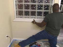 how to install glass block window in wood frame hdswt 201 glassblock trim jpg rend com 1280 960