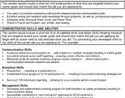 list of skills for resumes gallery of communication skills resume