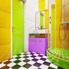Modern Bathroom Colors Ultra Modern Bathroom With Colorful Designultra Modern Bathroom