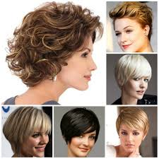 Hairstyle Short Layered Ideas Women Haircuts Pixie Latest Round