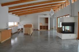 Top Ideas For Polished Concrete Flooring - Grezu : Home Interior Decoration