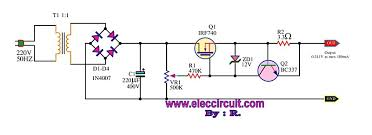 the variable high voltage power supply v electronic the variable high voltage power supply 0 300v