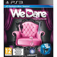 new release car games ps3Amazoncom We Dare PS3 IMPORT Video Games