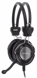 Гарнитура для ПК <b>A4Tech HS</b>-<b>19</b>-1, Iron Grey - купить <b>наушники</b> ...