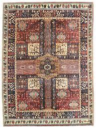 geometric oriental rug gallery persian garden design rug hand knotted in turkey