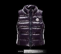 Kids Purple Moncler Vests Na1076 Moncler