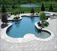 inground pools with hot tubs.  Inground Inground Pool Designs Built In With Hot  Tub To Pools Tubs