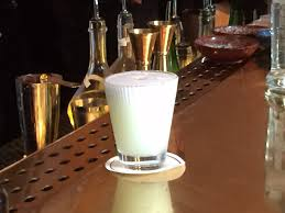 a perfect pisco sour