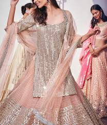 Lehenga Top Designs Stunning Lehenga Top Designs To Inspire You For Your D Day