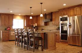 Rustic Kitchen Cabinets Kitchen Pecan Kitchen Cabinets Kitchen Colors Color Schemes And