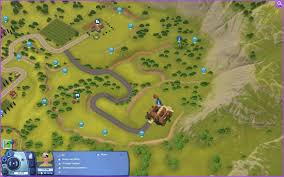 The Sims 3 World Adventures Collecting Guide - Maps