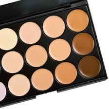 kryolan real primer paleta de corretivo 2016 new makeup 15 colors concealer palette face cream professional salon party arrival