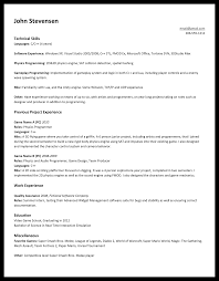 Game Design Personal Statement Real Video Game Resume Examples That Worked