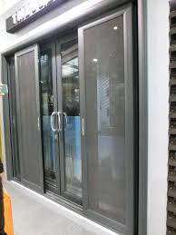 window french glass diy screen next samsung patio for locks