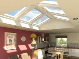 Create an atrium with VELUX roof windows | House - Roof window | Pinterest  | Window, Ceiling and Flat roof