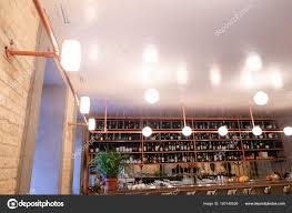 Hipster Bar Design Shooting Interior And Bar Hipster Trendy Cafe Or Restaurant