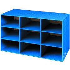 Bankers Box Magazine Holders Amazon Bankers Box Classroom 100 Compartment Cubby Storage 100 93