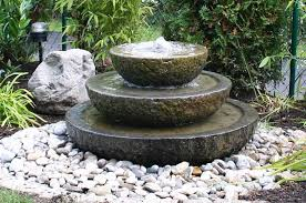 Small Picture Fountain For Front Yard Waterfall Fountains For Backyard Flaks