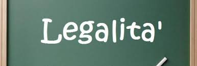 Risultati immagini per legalità