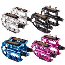 <b>1Pair</b> Ultralight <b>Bike Pedals</b> Aluminium Alloy MTB Bicycle Cycling 9 ...