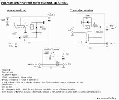 phantom antenna and transceiver switcher